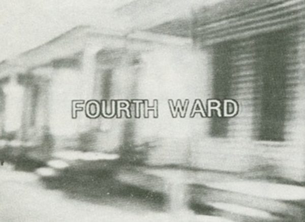 Who Killed the Fourth Ward? (1977) by James Blue and Brian Huberman