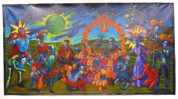 Enrique Martinez, At the Altar (2006).