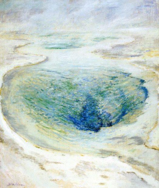 work by John Twachtman