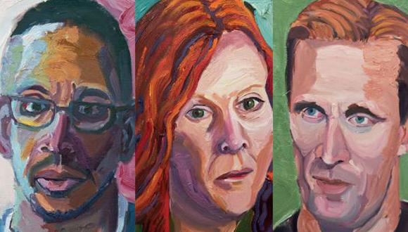 portraits_of_courage_George-Bush-exhibition-houston-public-library-2020
