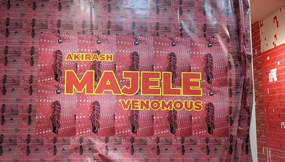 AKIRASH: Majele (Venomous) at the George Washington Carver Museum in Austin