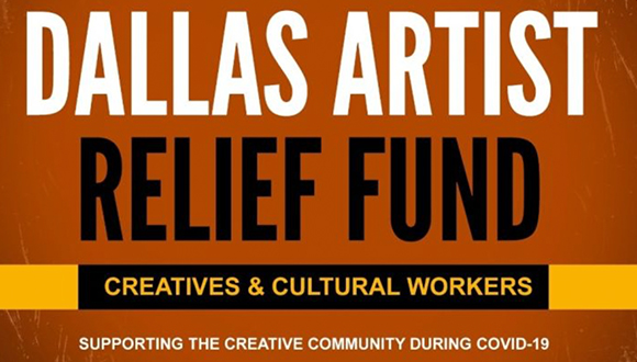 Dallas-Artist-Relief-Fund