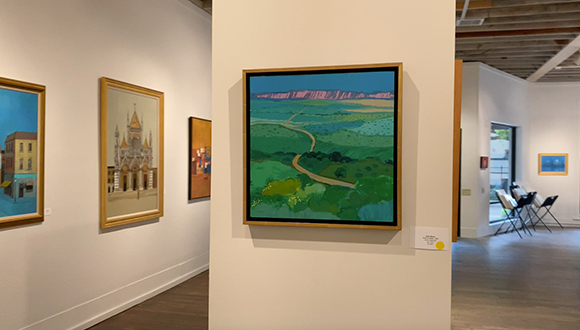 Five-Minute Tours: Herb Mears at Foltz Fine Art