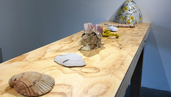 Five-Minute Tours: Jessica Ninci at the Galveston Artist Residency