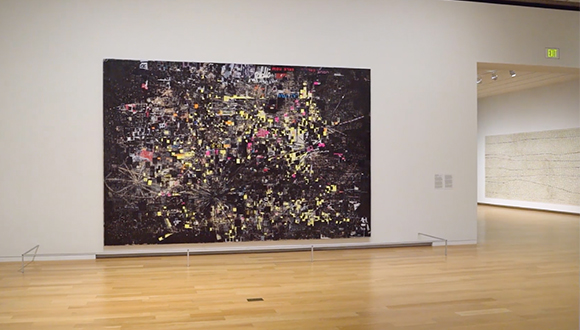 Five-Minute Tours: Mark Bradford at The Modern Art Museum of Fort Worth