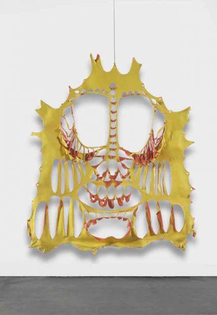 Wu Jian'an: Mask -Wisteria Yellow