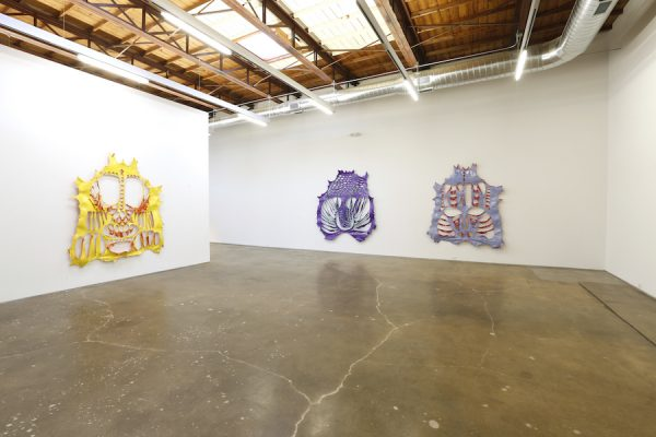 Installation view: work by Wu Jian'an at SITE131.