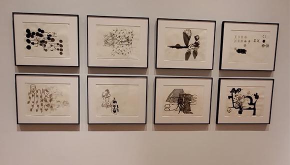 art exhibition at Texas gallery in Houston Texas