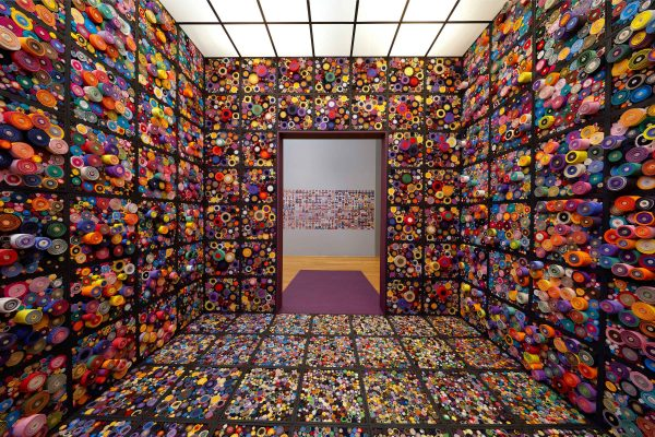 Dallas museum of art speechless interactive art exhibition