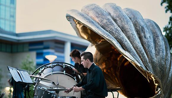 Sound in Sculpture at Landmarks Austin
