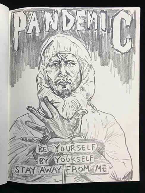 Clay-Stinnett-Corona-Time-Book-Sketches-1-April-2020