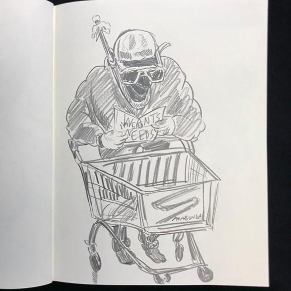 Clay-Stinnett-Corona-Time-Book-Sketches-3-April-2020