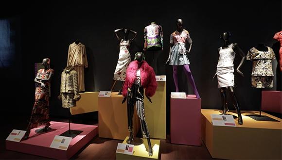 McNay art museum fashion nirvana exhibition