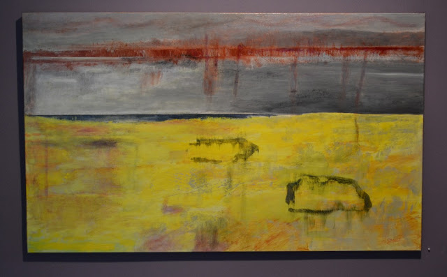 Richard-Stout-On-Fyn-2012-acrylic-on-canvas-30-x-60-inches