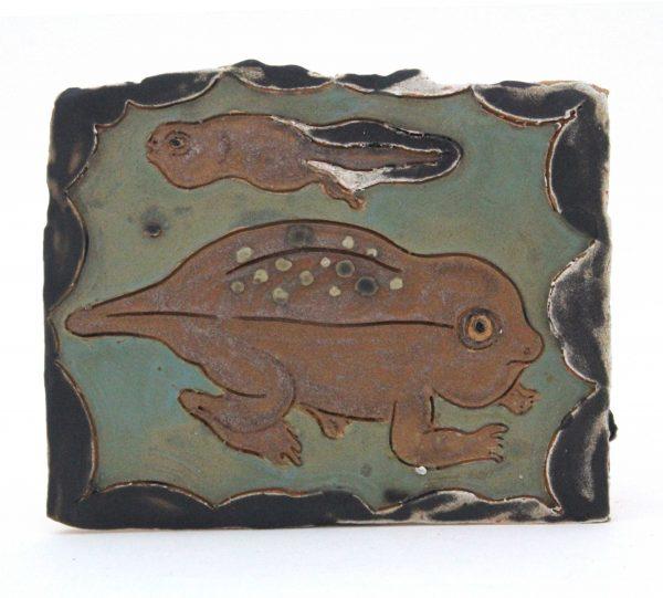 Ceramic artwork by Kevin McNamee-Tweed