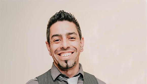Bernardo Vallarino, the 2020 Moss/Chumley award winner.