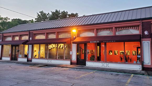 Houston's-Redbud-Gallery