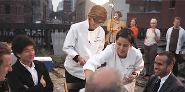 Mary-Ellen-Carroll's-Itinerant-Gastronomy-2003-2004