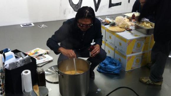 Rirkrit-Tiravanija-Cooking-Up-an-Art-Experience