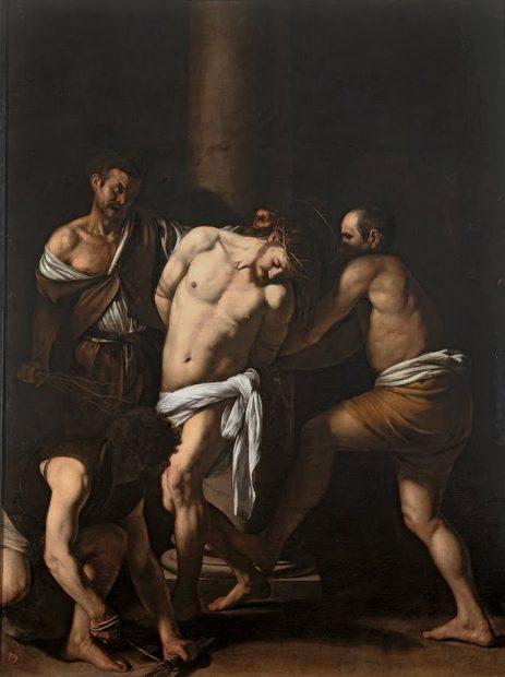 Caravaggio, The Flagellation of Christ, 1607.