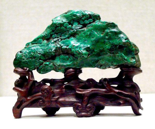 Miniature Mountain, Qing dynasty (1644–1911)
