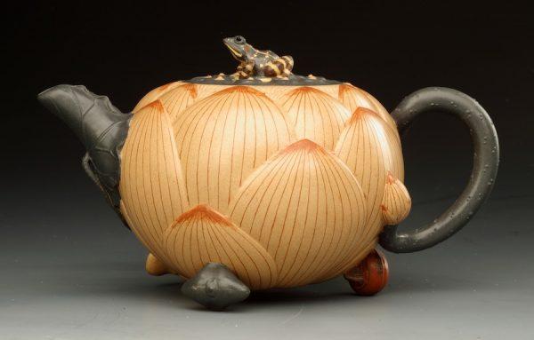 Jiang Rong (1919–2008), Teapot, mid-1950s