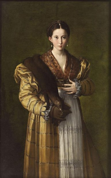 Parmigianino, Antea, c. 1535.