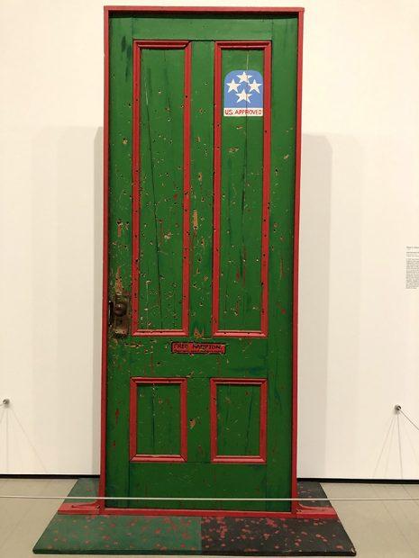 Dana_Chandler_Fred_Hamptons_Door_1975_Photo Credit-Christopher-Blay