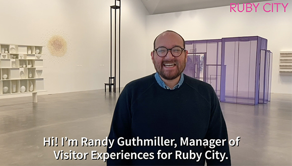 Five-Minute Tours: Waking Dream at Ruby City, San Antonio