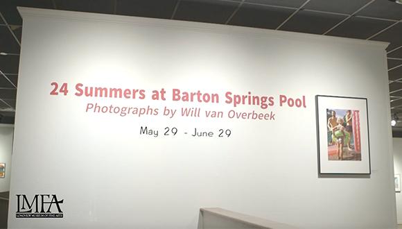 Five-Minute Tours: Will van Overbeek at the Longview Museum of Fine Arts