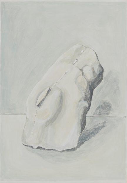 Francesca Fuchs, Knee
