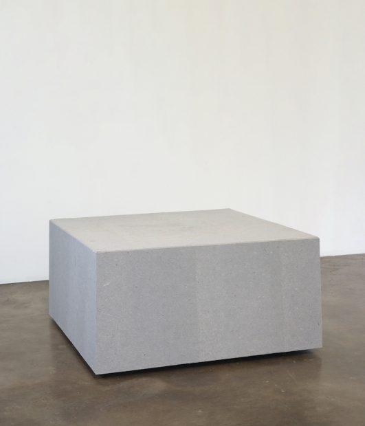 Tino Ward, Untitled (after Robert Morris), 2020.