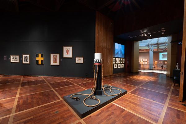 Installation view of 'Robert L. B. Tobin: Collector, Curator, Visionary.'