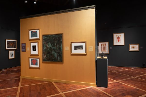 Installation view of 'Robert L. B. Tobin: Collector, Curator, Visionary,' at the McNay Art Museum, San Antonio