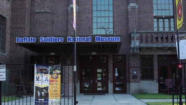 The National Buffalo Soldier Museum in Houston