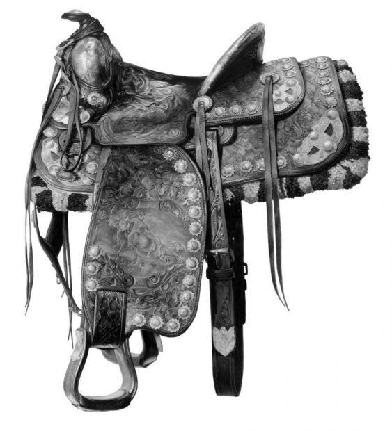 Marshall Harris Round Up: B.F. Smith & Son Saddlery Circa 1940-1942, 2013