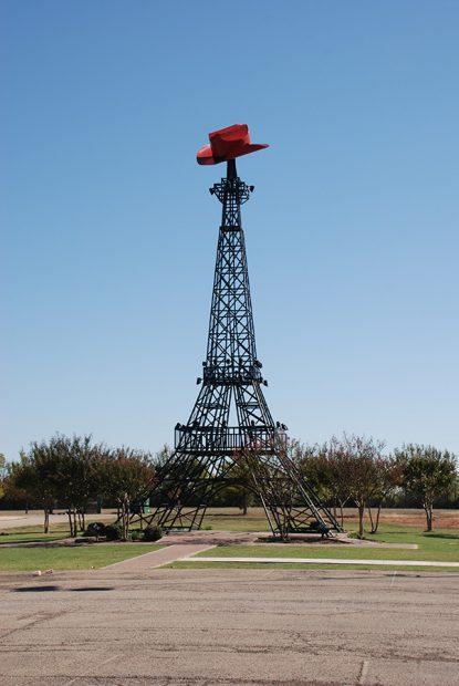 Eifel Tower, Paris, Texas