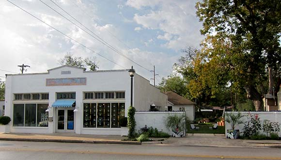 Women and Their Work's $3 million property at 1311 E. Cesar Chavez St in Austin