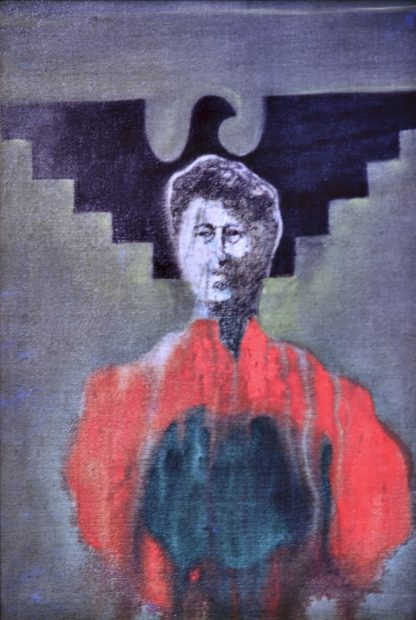 Felipe Reyes (b. 1944), Lettuce Prey, c. 1971-72