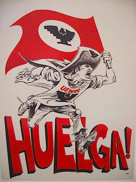Andrew (Andy) Zermeño (b. 1935), United Farm Workers Organizing Committee, Huelga (Strike), 1966