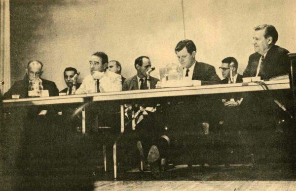 Senate Subcommittee on Migratory Labor, 1967