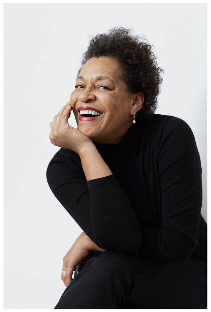Artist Carrie Mae Weems. Weems RESIST COVID-TAKE 6' Billboard Project Comes to DFW Via Area Museums August 2020