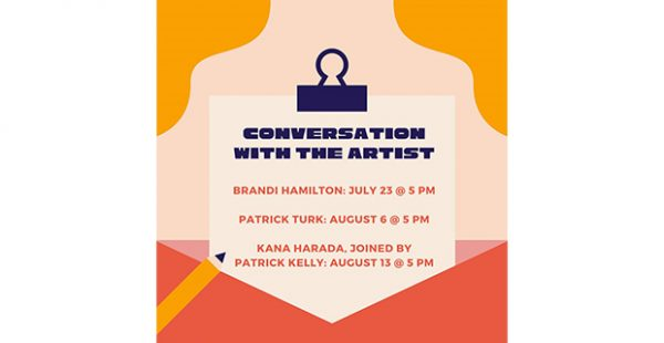 Conversation with the Artist- Kana Harada & Patrick Kelly at the Art Museum of Southeast Texas in Beaumont August 13 2020