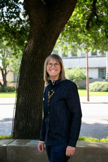 Dallas Artist and curator Janeil Engelstad