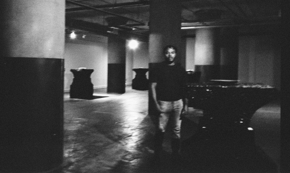 David Jeremiah and 'Offerings.' All images: Aaron Garcia (@aarongarciastudio)