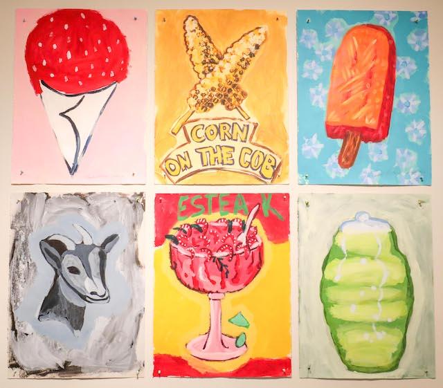 Works by Victoria Suescum