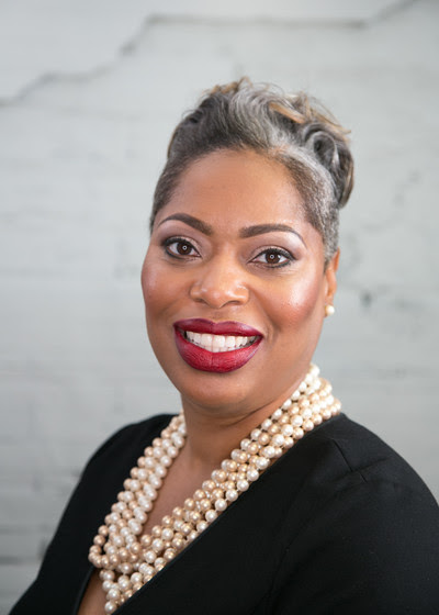 Houston Center for Photography's new Director of Operations, Theresa Marshall-