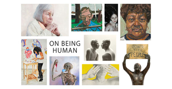 On Being Human at Valley House Gallery in Dallas August 29 2020
