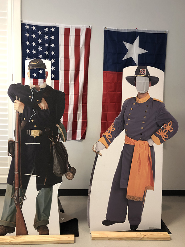Photo-Op-Texas-Civil-War-Museum-White-Settlement-TX