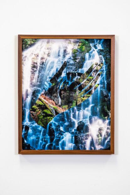 Charlie Kitchen, Analog Matte #130 (Ramona Falls), 2019